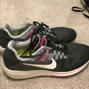 Nike zoom structure 2.0